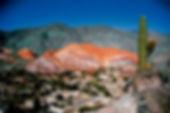 Cerro 7 colores Purmamarca Jujuy