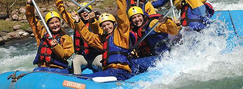 Rafting en Salta