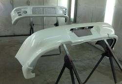 Subaru Impreza - Bumpers Repainted