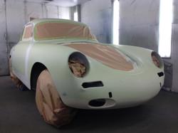 Porsche 356 B 1961 - Pre-topcoat