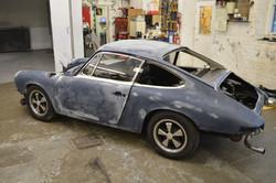Porsche 912 - Mid- Prep