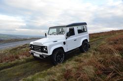 Land Rover Defender custom