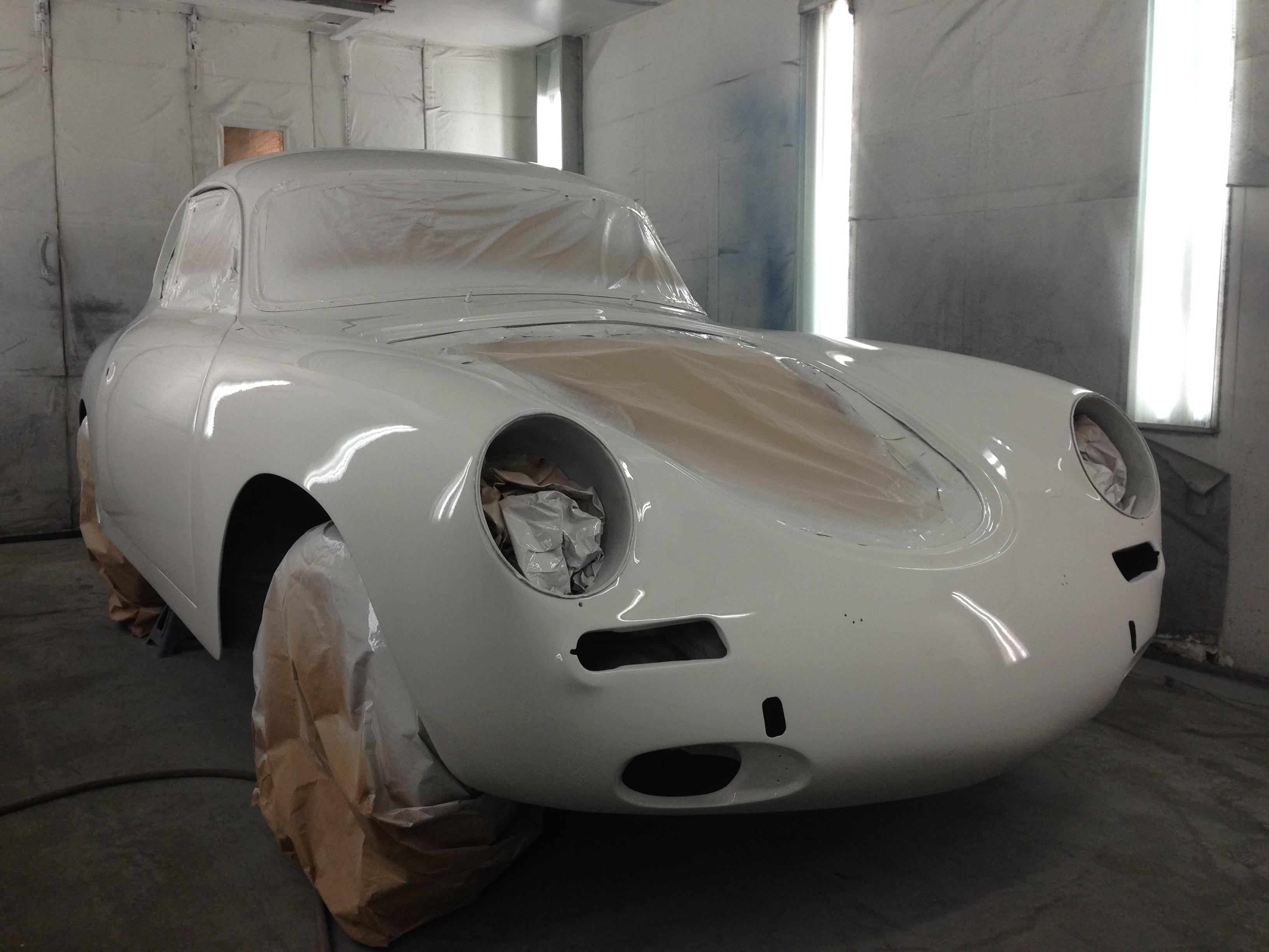 Porsche 356 B 1961 - Mid-Topcoat