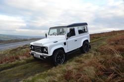 Land Rover Defender 90 Custom