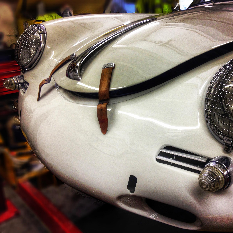 Porsche 356 B 1961