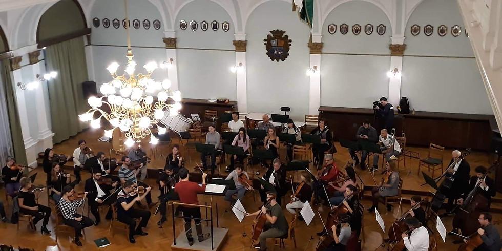 """Szolnok Symphony Orchestra Regular Concert """"PORTRÉK"""""""