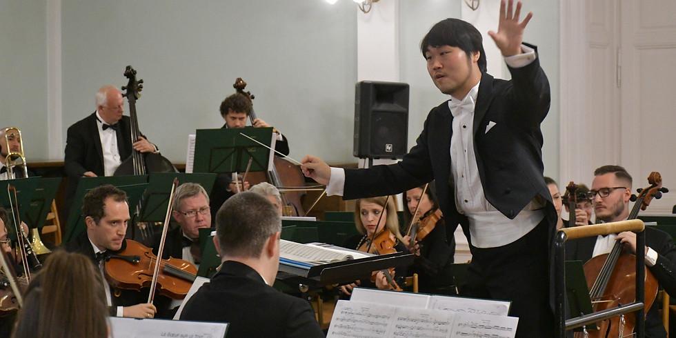 """Szolnok Symphony Orchestra Regular Concert """"KARÁCSONYI ANZIKSZ"""""""