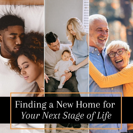 Your Next Stage of Life