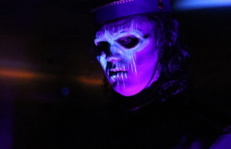 Ghoulish Bellhop in UV