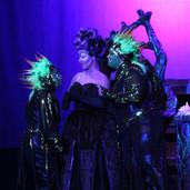 Ursula with Eels