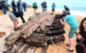 St. Augustine Shipreck