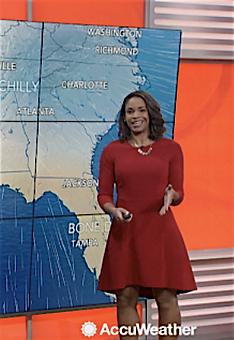 AccuWeather Meteorologist Brittany Boyer