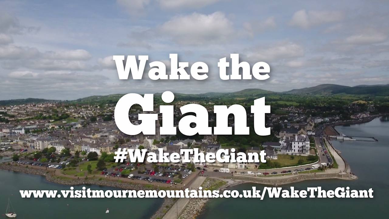Wake the Giant 2017 Teaser