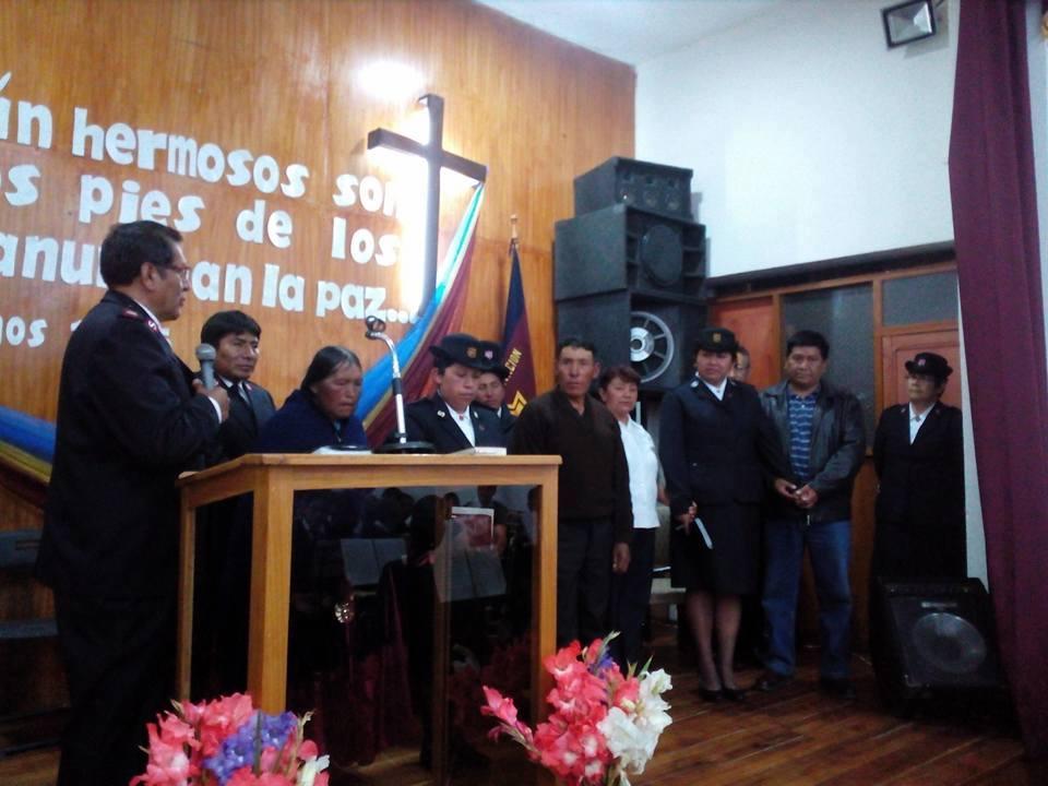 División Bolivia Altiplano
