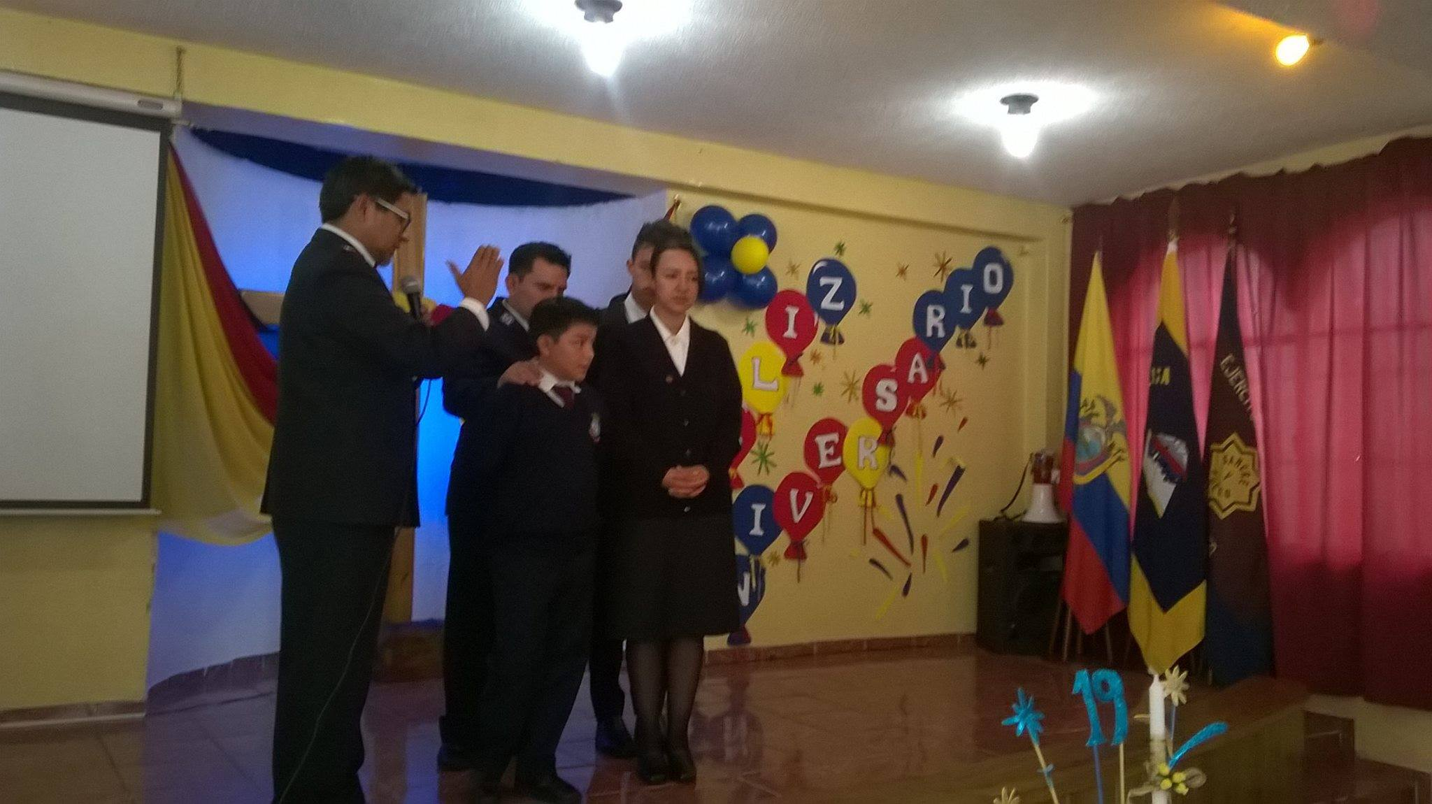 División Ecuador