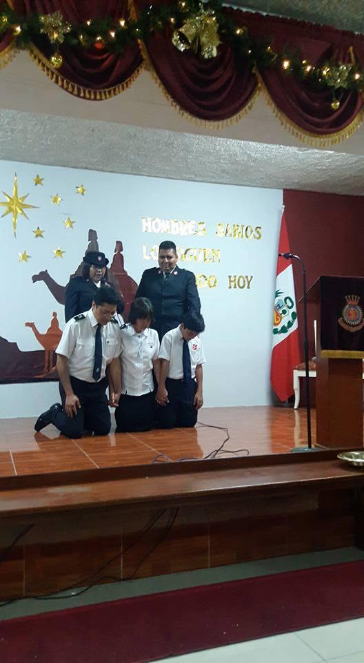 División Perú