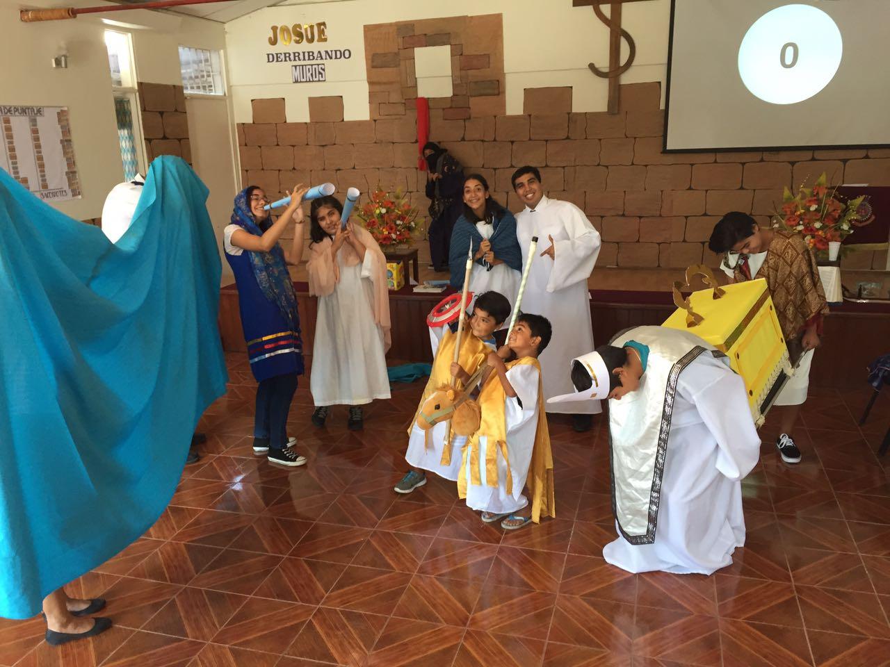 Escuela Bíblica de Vacaciones