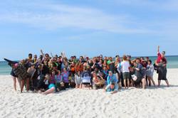 beach group pic