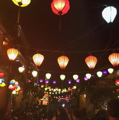 Hoi An night lanterns, Vietnam