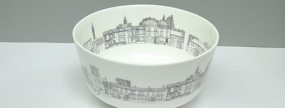 Reclaimed London Bowl
