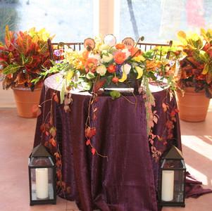 Chelsea Sweetheart table