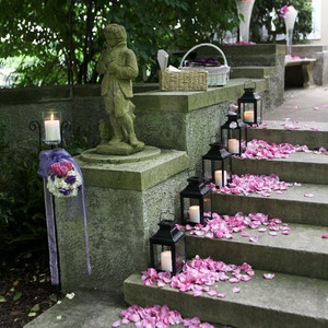 Petals and Candles