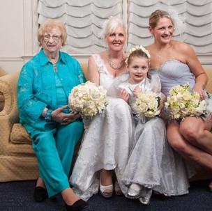 Four generations!