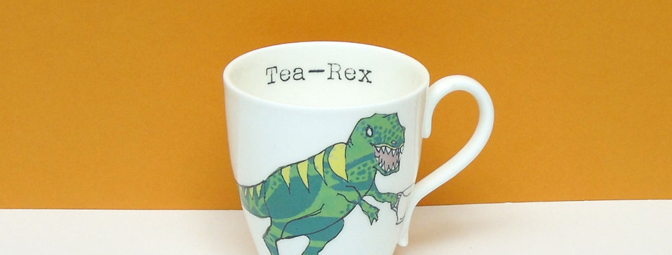 Tea-Rex Large