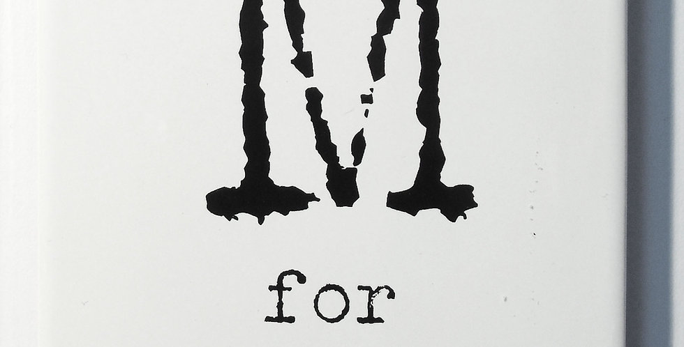 M  For ...