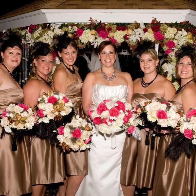 Jaime & Bridesmaids