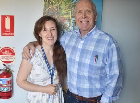 My training weekend with Morley Robbins