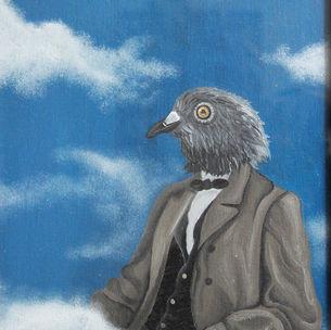 Skylord Pigeon