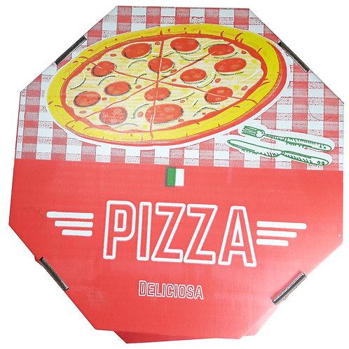 Pizza Oitavada Padrão