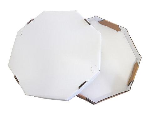 Caixa de Pizza Oitavada 35cm