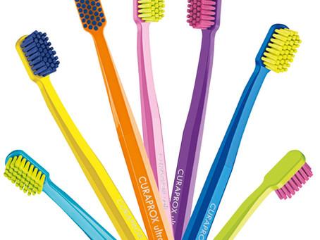 自分に合った歯ブラシ (クラプロックス)