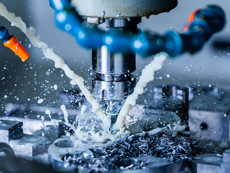 The History of CNC Machining