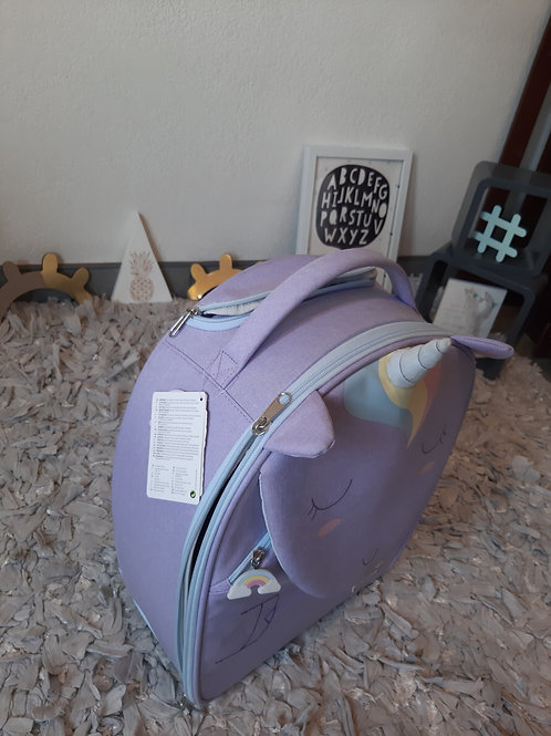 Unicorn trolley bag