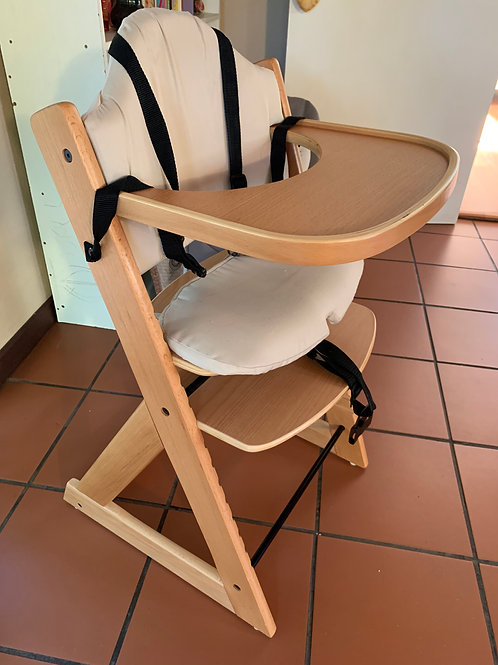 Beechwood Royal High chair