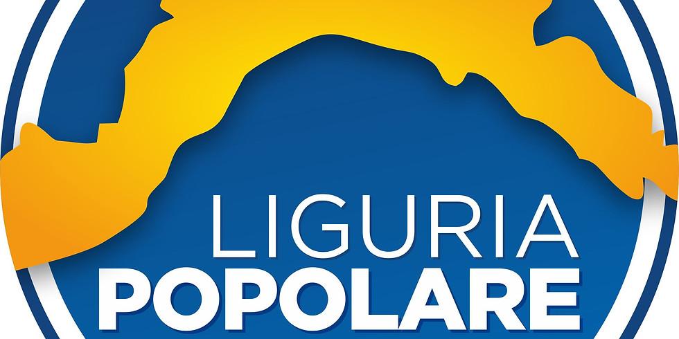 Incontro pubblico di Liguria Popolare sezione Tigullio