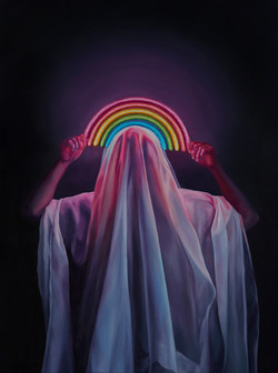 The Hidden (Creative Rainbow) Mother