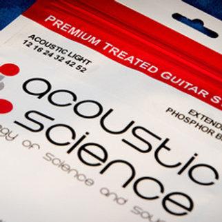 Acoustic Science Phosphor Bronze Guitar Strings