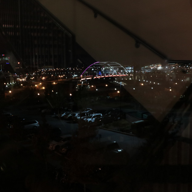 Nashville Skyline early a.m.