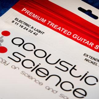 Acoustic Science Nickel Steel Electric Strings