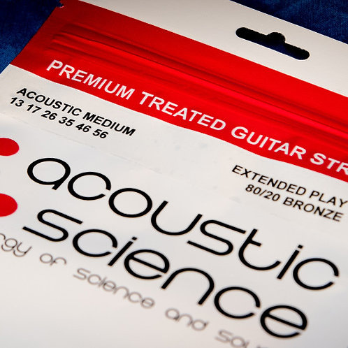Acoustic Science 80/20 Guitar Strings