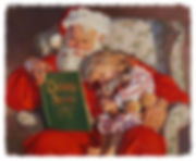 Christmas Stories by Dawn Cromwell, The Story Seeker, and her Family