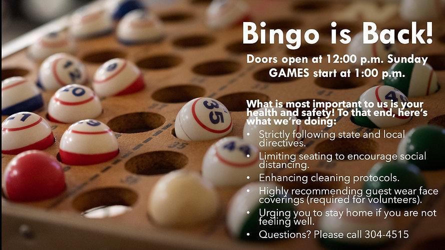 Bingo is back.jpeg