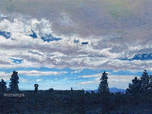 "[PRINT] ""California Sky"""
