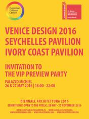 VENICE DESIGN 2016