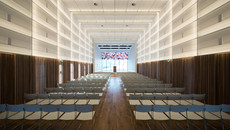 Yonsei University Christine Chapel