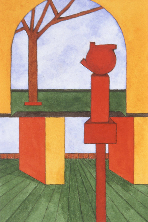 Exterior 74: Monument II - SOLD